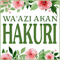 Wa'azi Akan Hakuri icon