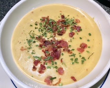 Potato Chipotle Cheddar Soup Recipe
