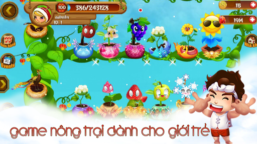 Vuon Treo Babylon - game nong trai 2.1.1 screenshots 3