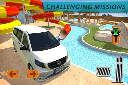 Code Triche Camper Van Beach Resort APK MOD (Astuce) screenshots 4