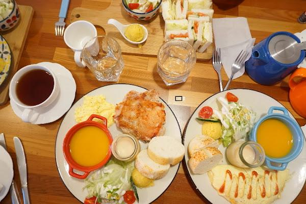 小巷時光 宜蘭飽足感十足的早午餐-小巷時光