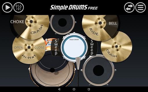 Simple Drums Free 2.3.1 screenshots 4