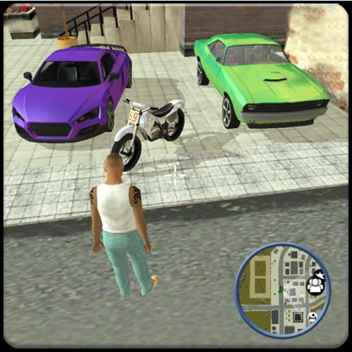 Grand Vegas de Mafia Crime : San Andreas 3 (game)