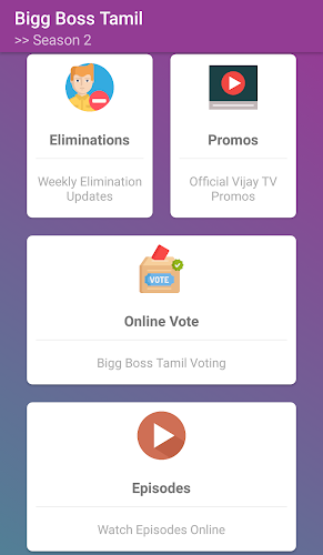 Bigg Boss Tamil 2 - Live Updates | Episodes | Vote