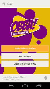 Obba Açaí - náhled