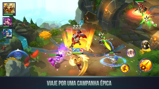 Dungeon Hunter Campeões