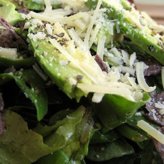 Parmesan Green Salad