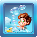 Smash Bubbles for Kids icon