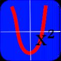 function plot lite icon