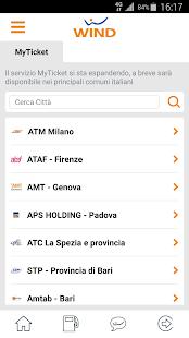 MyWind (App ufficiale Wind)- screenshot thumbnail