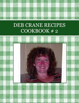 DEB CRANE RECIPES COOKBOOK # 2