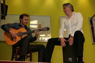 Photo: Tomek Skłodowski i Maciej Skórzewski z zespołu Saca Veneno