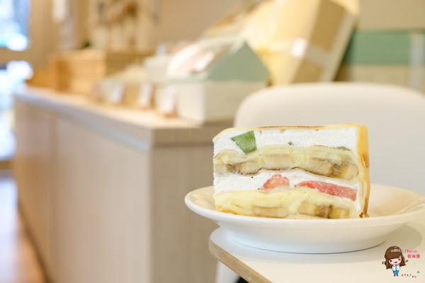 台北松山 Patissier PINEDE 彼內朵 水果千層蛋糕 來自日本的法式甜點