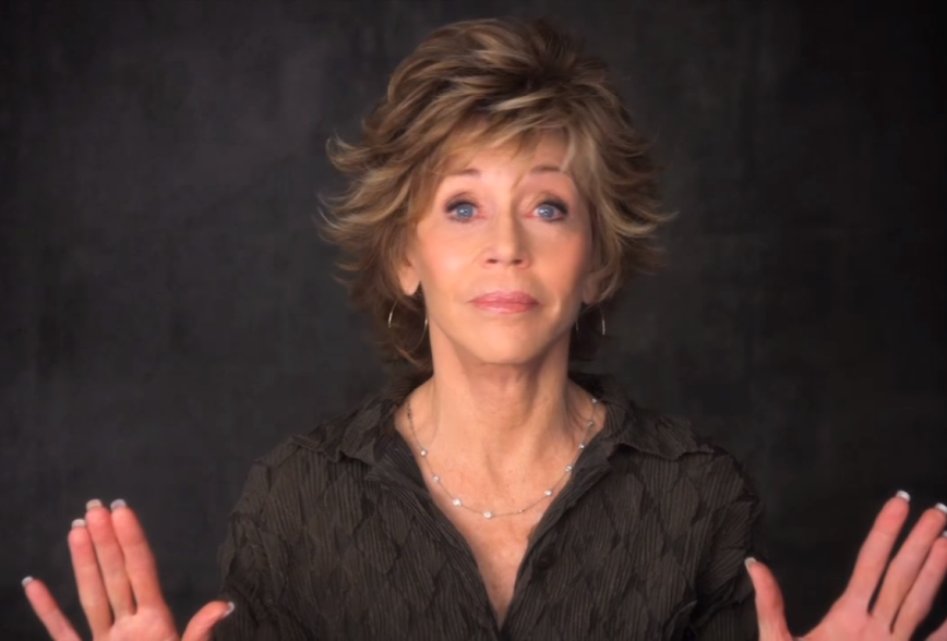 Jane Fonda's story of learning to forgive herself is something that everyone needs to hear