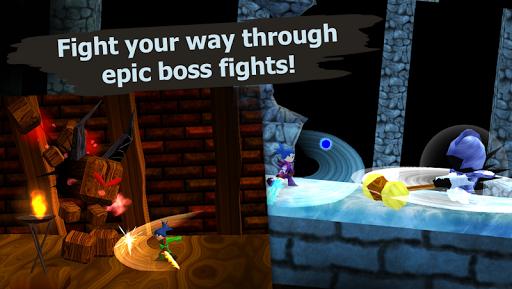Swordigo  screenshots 5