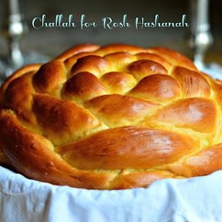 Round Challah for Rosh Hashanah Recipe