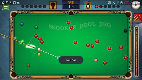 Pro Snooker Plus Pool 2018 - náhled