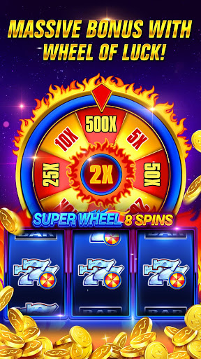 Lucky Draw - 3D Casino Slots 5.2.2 screenshots 4