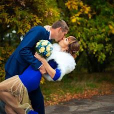 Wedding photographer Kseniya Krestyaninova (mysja). Photo of 05.12.2017