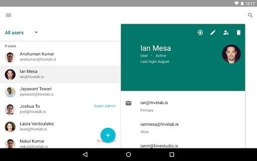 Google Admin for PC
