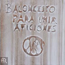 Photo: ALBERTO CALVO. Baloncesto para unir aficiones