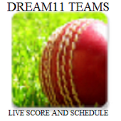 Dream 11 Team & Live Score