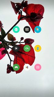 Android үшін  Pure - Icon Pack ( Flat Design ) бағдарламалар screenshot