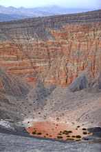 Photo: Ubehebe Crater - the explosion that created it would have been astonishing to witness.