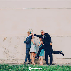 Wedding photographer Vladimir Kusmarcev (pressahotkey). Photo of 27.01.2016