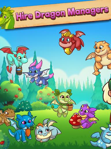 Dragon Idle Adventure screenshot 9