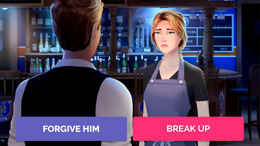 Recipe of love: Interactive Story - screenshot