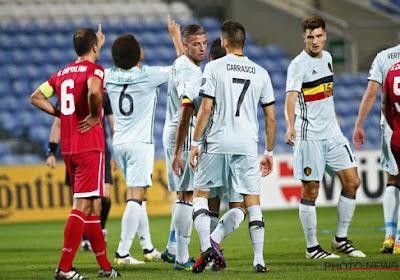 La Belgique quitte le podium mondial