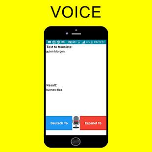 German Spanish Translation Apps On Google Play