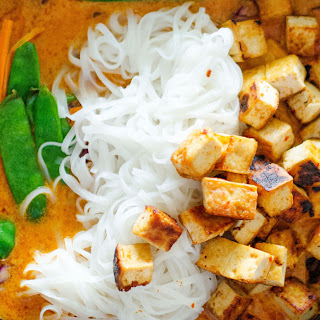 Weeknight Vegetarian Coconut Curry