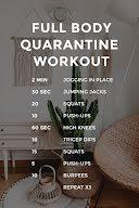 Quarantine  - Pinterest Pin item