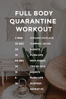 Quarantine  - Pinterest Pin item