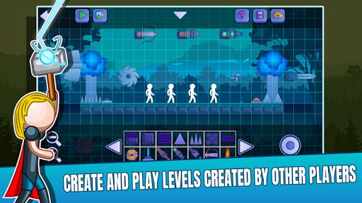 Stick Fight Online: Multiplayer Stickman Battle 2.0.29 screenshots 4