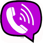 Messenger For Viber Call Video Guide icon