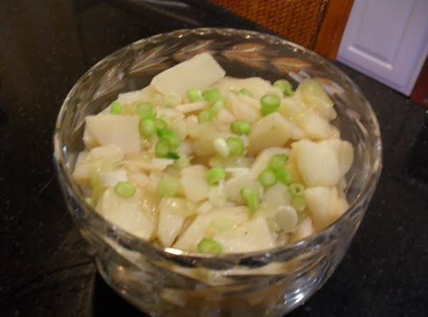 Oma's Summer German Potato Salad