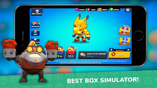 Lemon Box Simulator for Brawl stars  screenshots 5