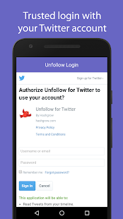 Unfollow for Twitter Pro