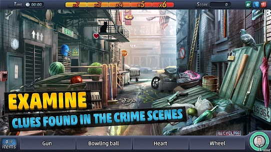 Criminal Case Mod Apk (Unlimited Energy + Hints) 7