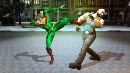 Super Heroes Fight Club 1.2 screenshots 2