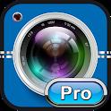 HD Camera Pro - silent shutter icon