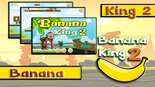 Banana King 2 1.0 screenshots 2