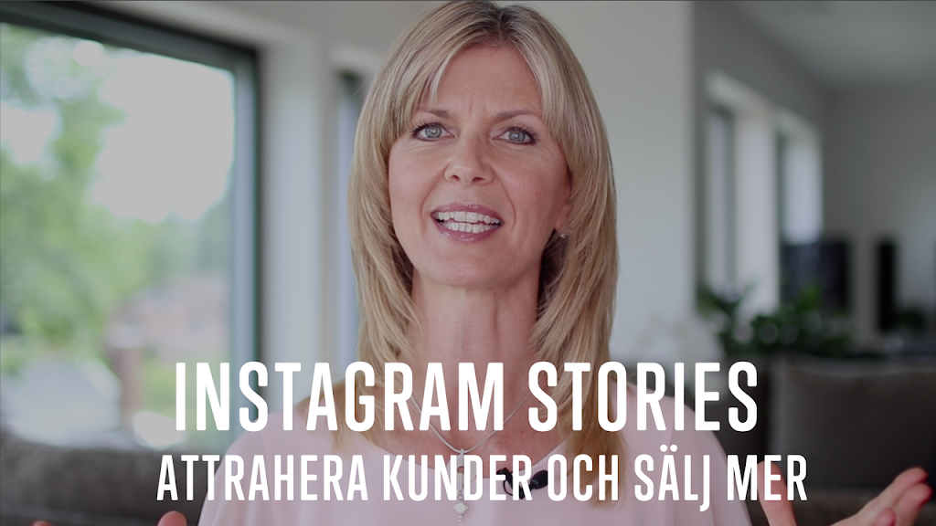 Instagram Stories för företag - Instagram händelser