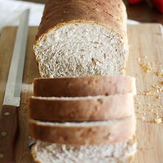 Strawberry Almond Bread