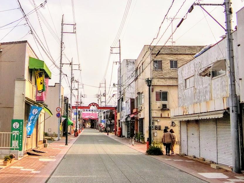 防府天神町銀座商店街