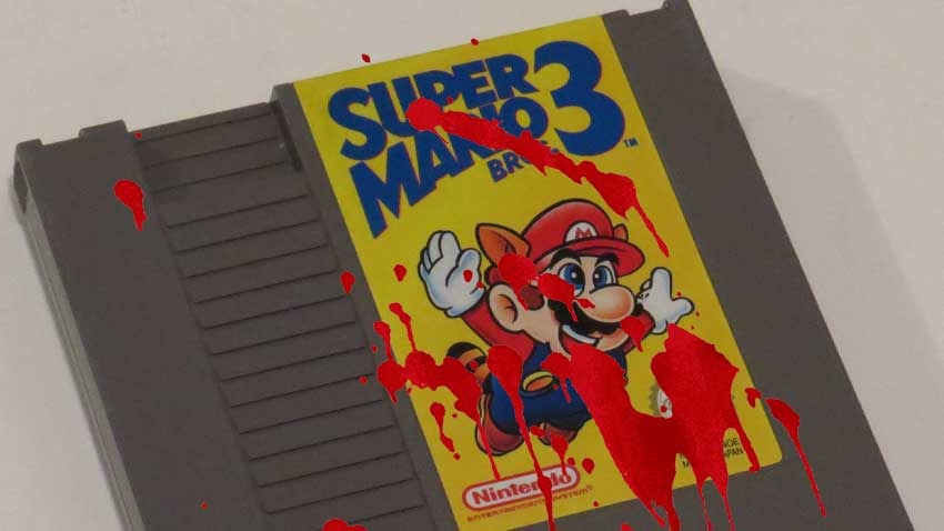 Someone paid $156,000 for a mint condition copy of Super Mario Bros. 3