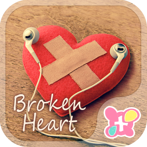 Heart wallpaper-Broken Heart- Icon